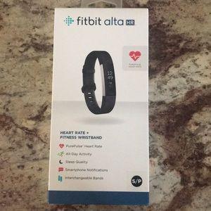 Fitbit Alta HR BRAND NEW Black size Small